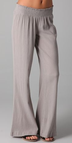 Joie Charleen Gauzy Pants thestylecure.com
