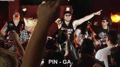 Comitiva do Rock - Pingakiller / Marvada Pinga - Inezita Barroso + Paink...