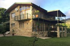 Ongeag Guesthouse - Clarens Accommodation. Fishing Maps, Free State, Study Areas, Open Fires, Open Plan Kitchen, Double Beds, Large Windows, Sliding Doors, Interior Decorating