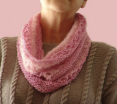 Ravelry: Love in the Mist Cowl pattern by Tracy Schmittgen The Knitting Station Shawl Patterns, Knitting Patterns Free, Free Knitting, Free Pattern, Cowl Scarf, Knit Cowl, Knit Crochet, Knitting Accessories, Trends