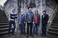 Drive-By Truckers Are Grappling with America's Most Divisive Issues, From Ferguson to Trump