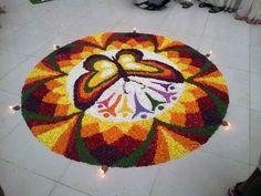 10 Trending Pookalam Designs For Onam ............