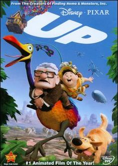 Up DVD 786936786675 Front
