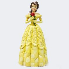 Beauty Comes From Within-Belle Sonata Figurine