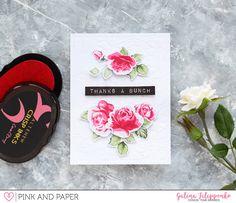 Floral Card | Galina Filippenko
