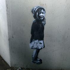 #banksy #köln #messe #linealerhenen