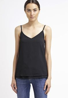 Zalando Essentials Top - black - Zalando.nl