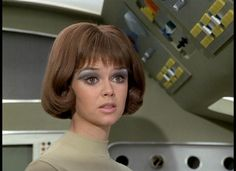 Gabrielle Drake | gabrielle drake. Lieutenant Gay Ellis: Everything is good about you, can´t take my eyes off you...
