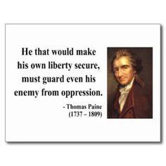 common sense quotes thomas paine