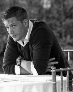 Tom Hardy. yes.