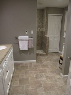 Bathroom Tile Floor Design, Pictures, Remodel, Decor and #floor designs #floor decorating before and after| http://floor-design.blogspot.com