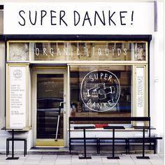 München: Superdanke Auf amazedmag.de http://www.pinterest.com/jboath/stores-shops-cafe/