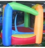 Indoor Use - Little Round Castle Bounce House