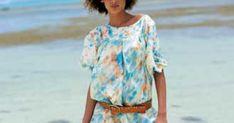 Ma blouse estivale - Magazine Avantages