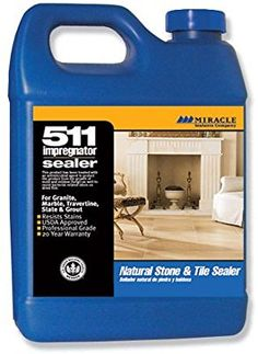 Miracle Sealants 511 QT SG 511 Impregnator Penetrating Sealer, Quart - Household Wood Stains - Amazon.com