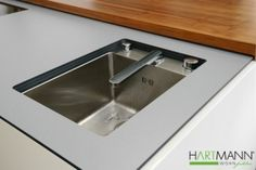 Verborgene Küche - Verschwundener Wasserhahn