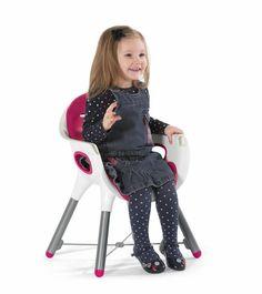 Mamas & Papas Juice High Chair - Pink
