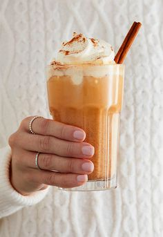 If you've got a hankering for a pumpkin spice latte, but don't feel like venturing into the cold, our homemade version is sure to please.