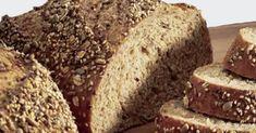 ΨΩΜΙ ΟΛΙΚΗΣ ΑΛΕΣΕΩΣ Light Recipes, Banana Bread, Sweets, Breads, Desserts, Food, Basel, Skinny Recipes, Bread Rolls