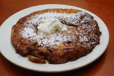 Magnolia Pancake Haus' Munchener Apfel Pfannekuchen (Munich Apple Pancake) http://www.mysanantonio.com/life/food/recipe_database/article/Recipe-Database-Recipe-Details-822183.php?rid=2216=qs#
