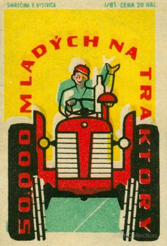 50.000 Mladych Na Traktory Safety Match