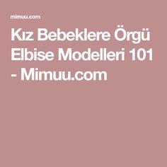 Kız Bebeklere Örgü Elbise Modelleri 101 - Mimuu.com