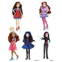 Colección Muñecas Descendientes Disney Mal Evie Lonnie