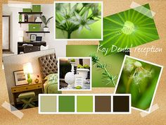 This is the exact color palette I was thinking for my house. Well, except the lightest green would be replaced with light tan. Even the business name says go with it!