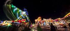 Time-lapse shows how it feels to be drunk at the local fair