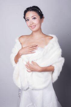 Ivory faux fur bridal wrap, Wedding Fur shrug, White Fur Wrap, Bridal Faux FurStoleFur Shawl Cape,wedding faux fur wrap by SissilyDesigns on Etsy https://www.etsy.com/listing/482931755/ivory-faux-fur-bridal-wrap-wedding-fur