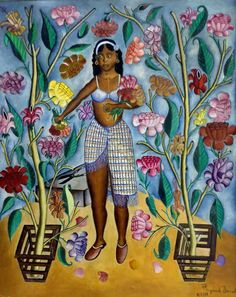 Nader Haitian Art Gallery | Fine Haitian Art for Sale and Appraisals 845-367-3039