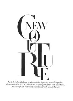 #art #font #type $design #graphic #magazine #layout
