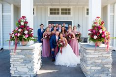 Venue: The Sycamore Winery Photography: McCamera Photography Bridesmaid Dresses, Wedding Dresses, Table Decorations, Weddings, Photography, Home Decor, Fashion, Bridesmade Dresses, Bride Dresses