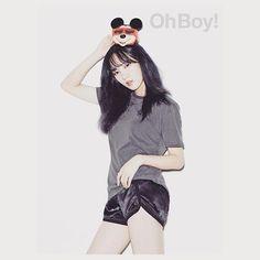 miss A's Jia is a lovely girl for Oh Boy - Latest K-pop News - K-pop News | Daily K Pop News