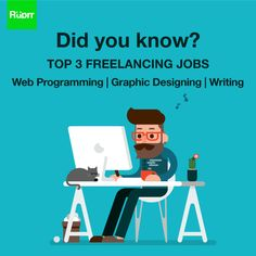 #DidYouKnow #Freelance #Jobs