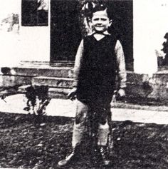 (04/20/1935) Budapest, Hungary (07/09/1944) Sadly murdered at Auschwitz 9 years old