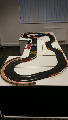Slot Car Tracks, Slot Cars, Scalextric Track, Scale Models, Racing, Memories, Running, Memoirs, Souvenirs