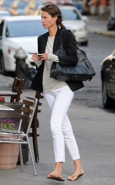 Christy Turlington Burns in New York, by Splash News