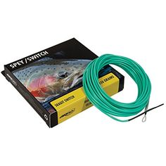 Airflo Skagit Switch 420 Grains 5/6 Mist Green Fly Line -- You can find out more details at the link of the image.