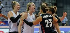 The Week In 16 Photos: June 25-July 1 July 1, June, Olympic Volleyball, Olympics, Photos, Pictures
