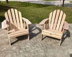 selbst gebauter adirondack chair garten pinterest gartenst hle bauanleitung und selber bauen. Black Bedroom Furniture Sets. Home Design Ideas