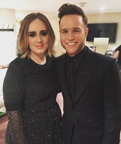 Honour to have this lady @Adele on @TheXFactor tonight!! WHAT A WOMAN! WHAT A PERFORMANCE!! Love her
