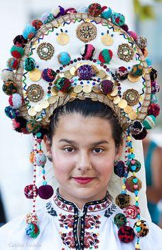 Bulgarian girl -  by photographer Catalin Fudulu
