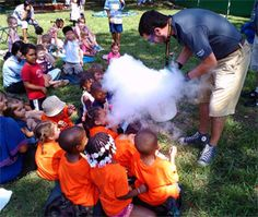The Franklin Institute Makes A Mega Mess During Mess Fest, August 18-19  #SEPTA Routes: 2, 7, 32, 33, 38, 48