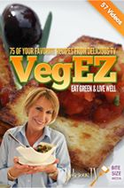 Delicious TV - Vegan & vegetarian cooking shows on public television with mouth watering recipes.