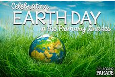 Let's Get Ready for Earth Day!