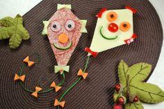 Drachen-Brote - Kinderspiele-Welt.de