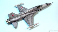 Turkish Air Force F-5A-2000 Kinetic 1/48   PLASTIC AIRCRAFT MODELLING