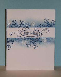 Stempel Spass: OLW snowflakes