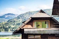 6 neue Hideaways in der Heimat - maxima Design Hotel, Spa Hotel, Heart Of Europe, Austria, Sleep, Cabin, House Styles, Travel Europe, Bucket